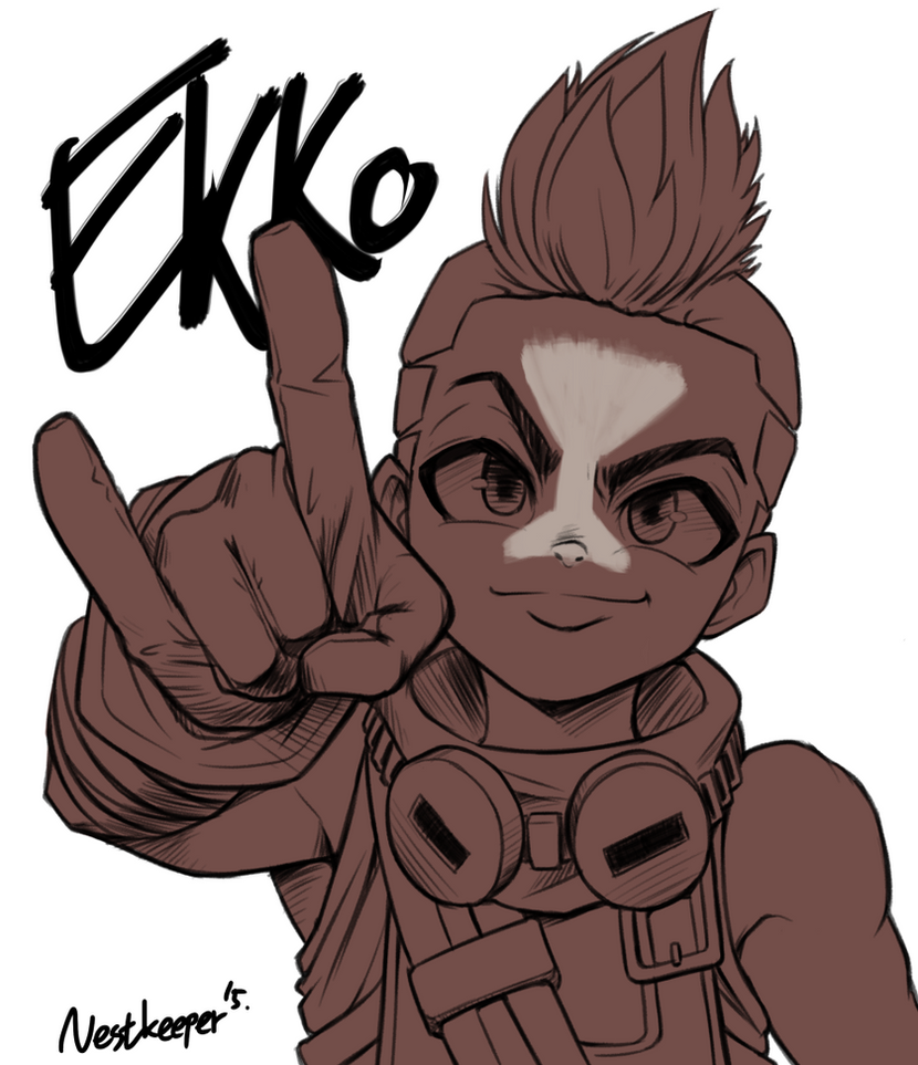 Ekko by Nestkeeper
