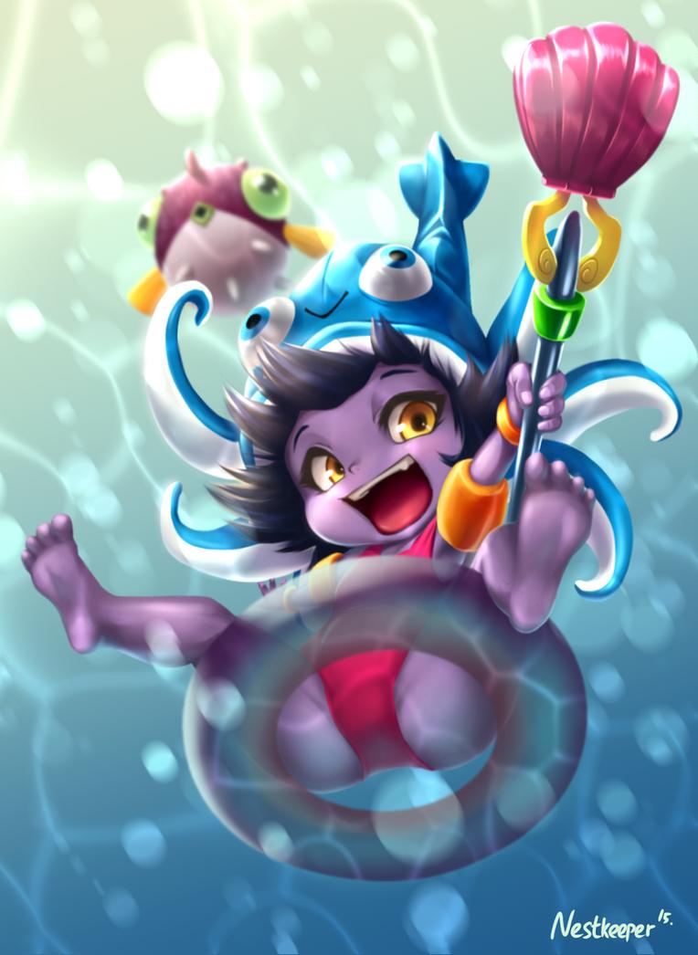 Pool Party Lulu by Nestkeeper