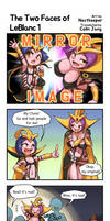 [19GoldLoL] The Two Faces of LeBlanc 1