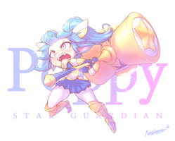 Star Guardian Poppy by Nestkeeper