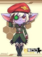 Omega Squad Tristana by Nestkeeper