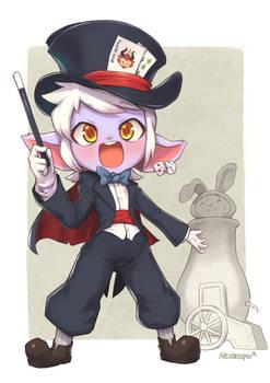 Beginner Magician Tristana