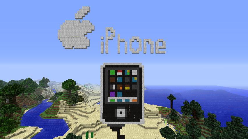 как бесплатно скачать игру майнкрафт на айфон - фото 7