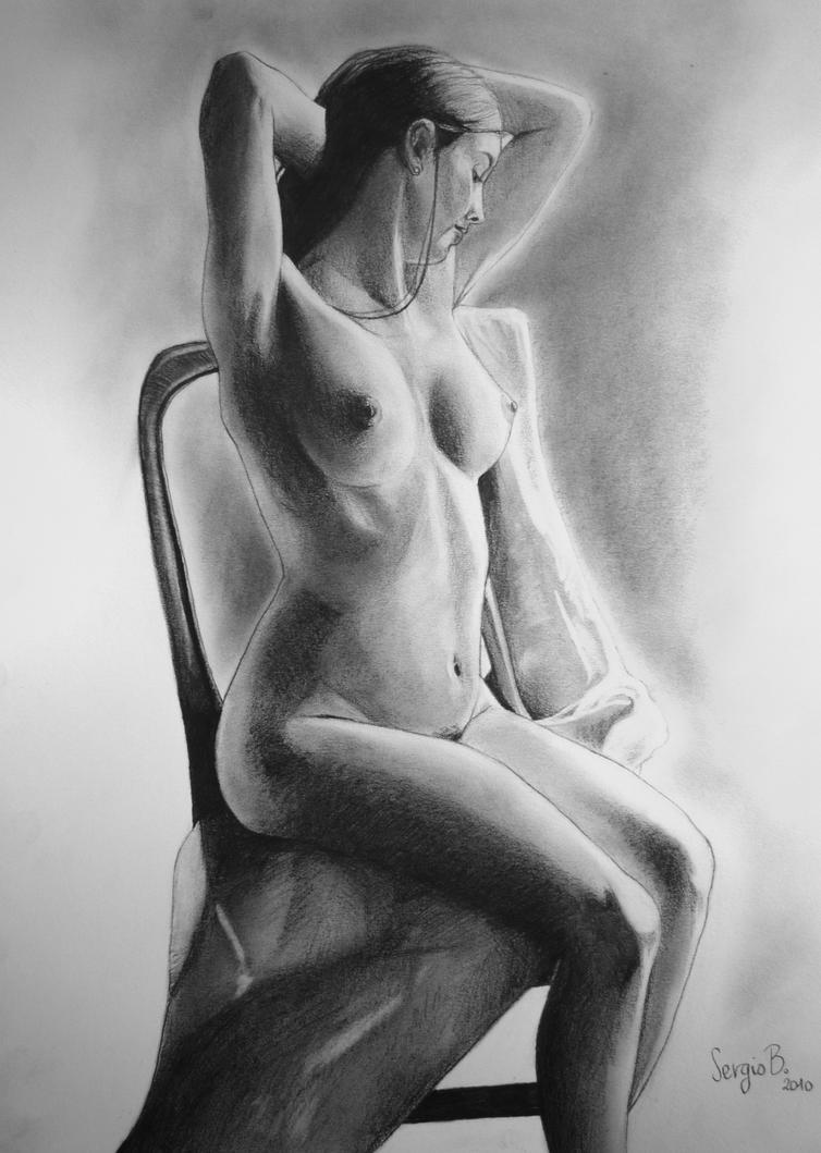 Nude by HeroOfPencil