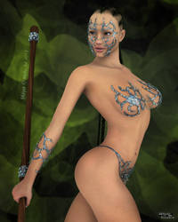 Maya by Mickytroisd