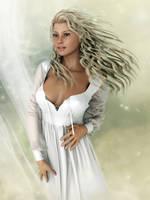 Goddess by Mickytroisd