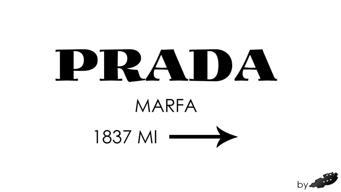 prada marfa original by rockit rh on deviantart. Black Bedroom Furniture Sets. Home Design Ideas