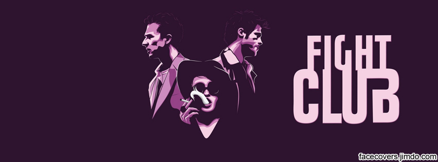 Fight Club - Facebook Cover by rockIT-RH on DeviantArt
