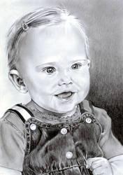 Ashlyn 1 year Old
