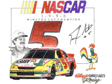 1996 Winston Cup Champion
