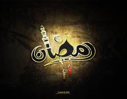 Golden Ramadan by hillllallll
