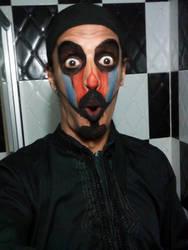 Pirate makeup