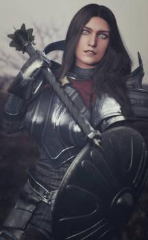 Steel Lady