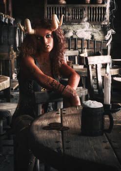 Tavern pirate