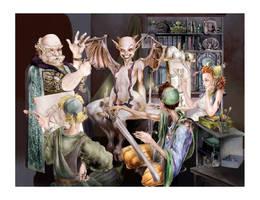 Art Class by MDMartin