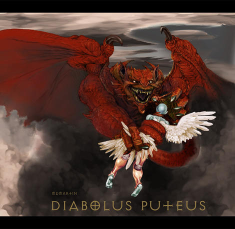 Diabolus Puteus by MDMartin