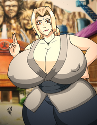 Tsunade Hourglass Expansion