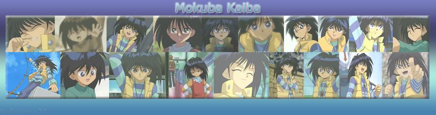 Mokuba collage! XD by Nefeloma21