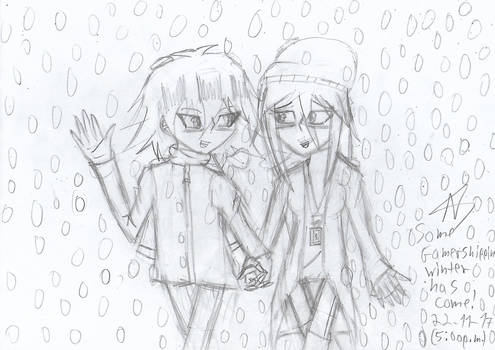 Winter has come! (Kind of XD)