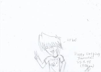 Happy birthday to Joey! by Nefeloma21