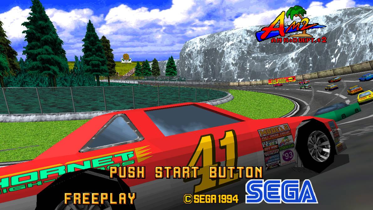 Sega am2 emulator | The Saturn Junkyard: Sega Model 2 emulator  2019