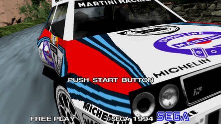 Sega Rally HD Texture Pack - 202X and beyond!