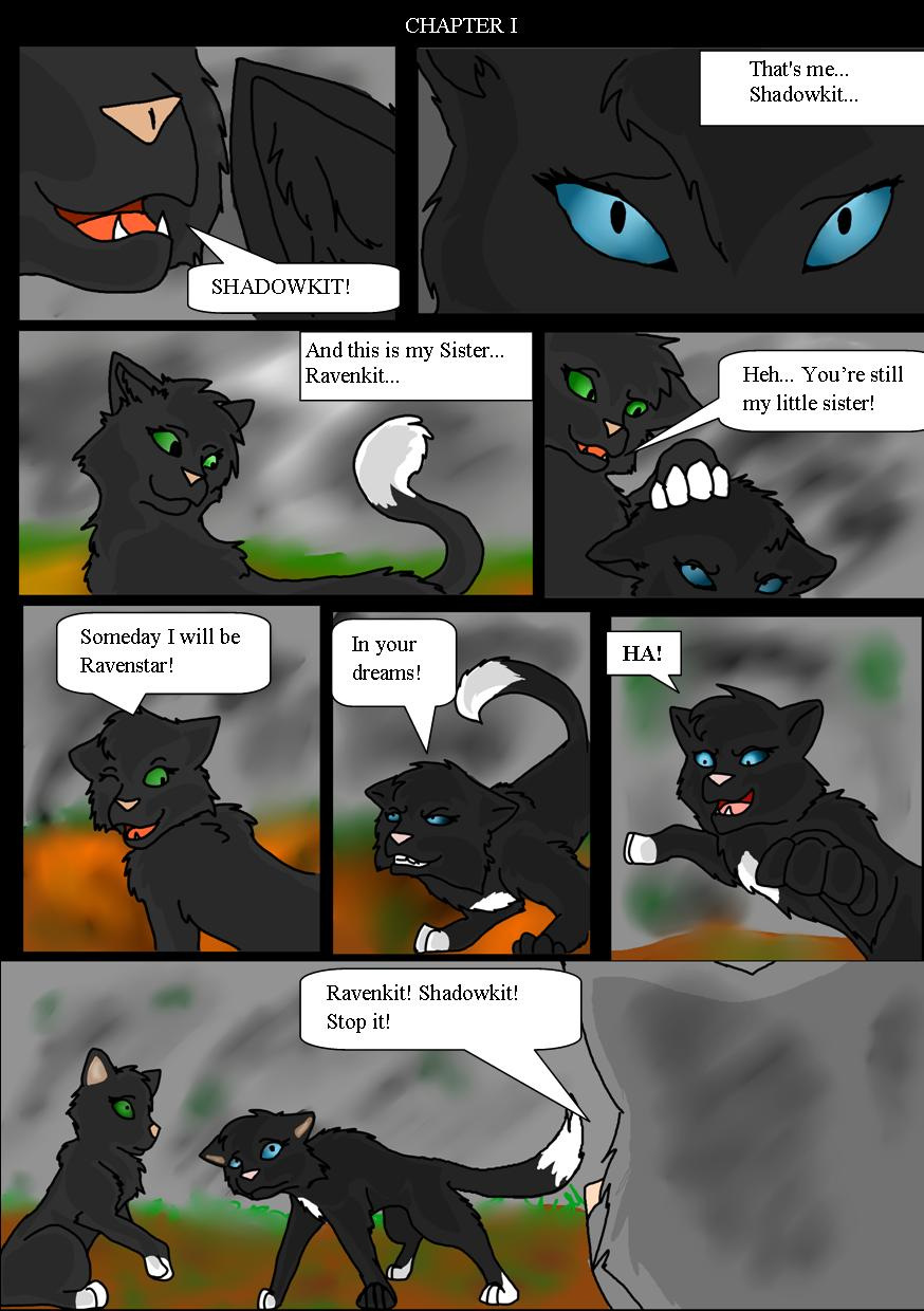 warrior cats heart of stone comic