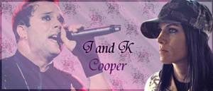 John and Korey Cooper signature by stasiabv