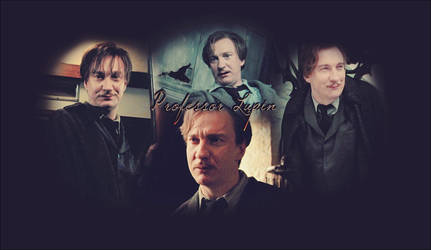 Professor Lupin by stasiabv