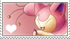 Skitty Stamp by pokemastersan