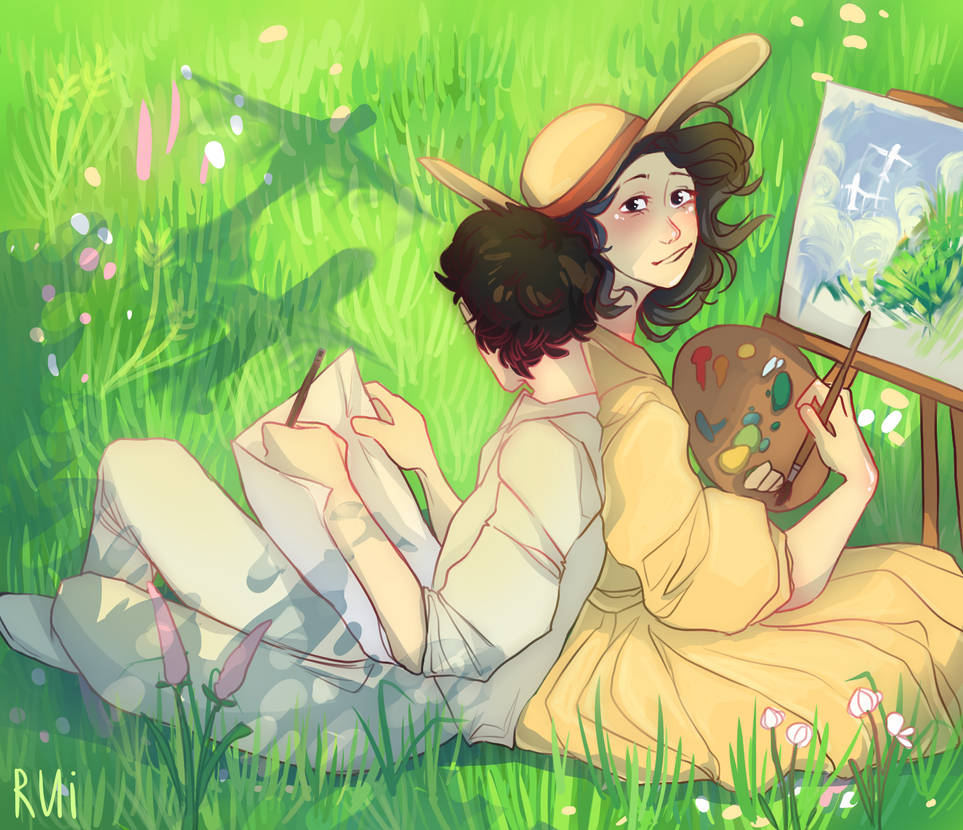 Wind Rises By Mishabear Is Unsent On Deviantart