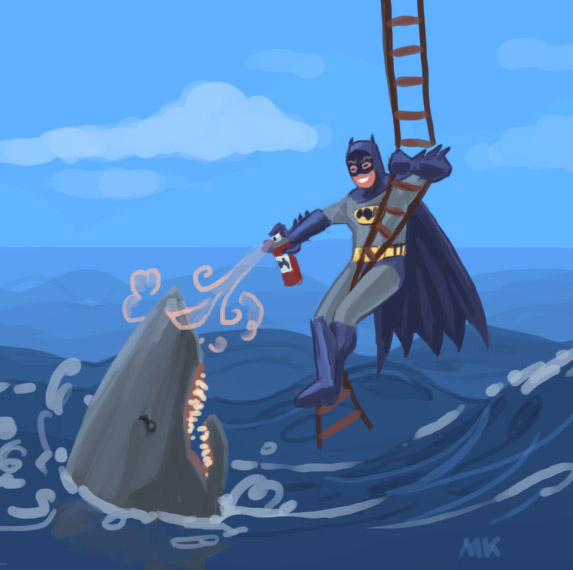 Shark Repellent by MK01