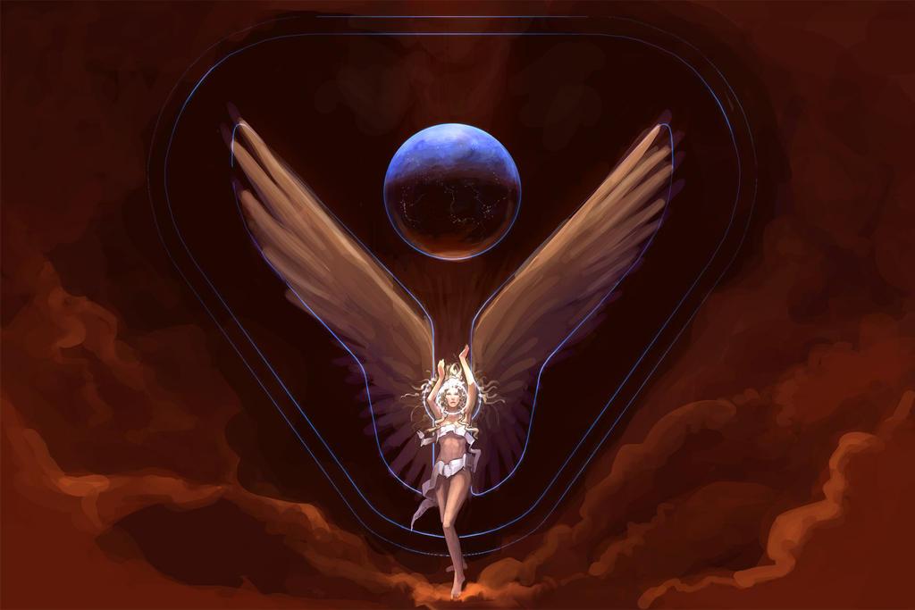 Homeworld: Guardian Angel 2008 by MK01