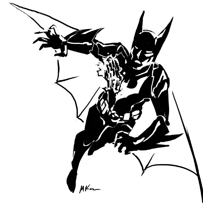 Beyond Sketch by MK01