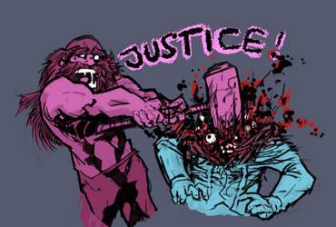Dwarven Justice by MK01
