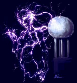 Element Girls: Lightning