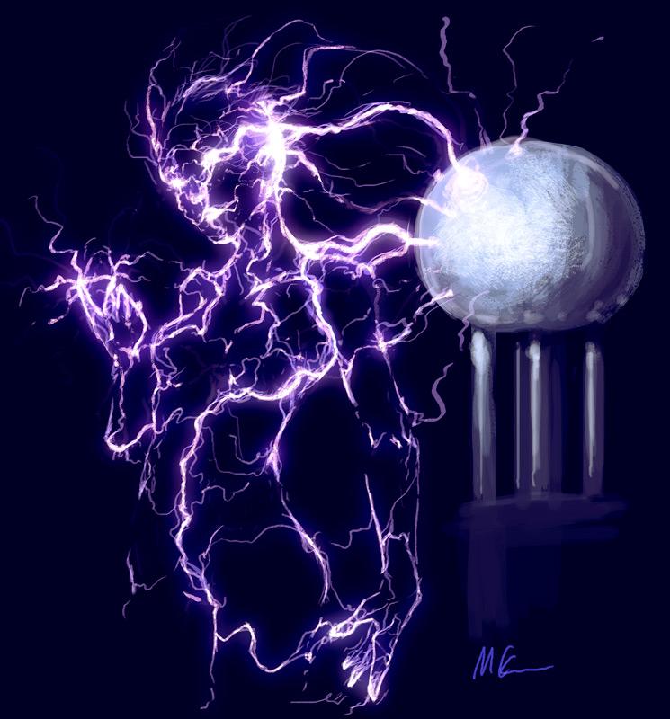 Element S Lightning By Mk01 On Deviantart