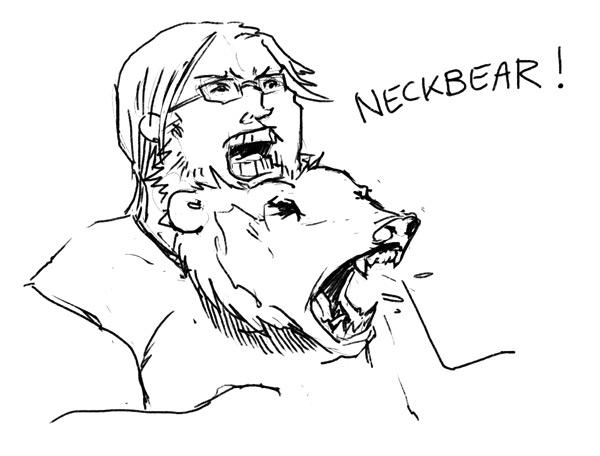 Neckbear by MK01