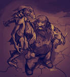 Dwarf vs Kobold