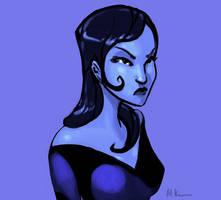 Inque Portrait by MK01