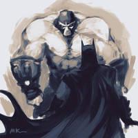 Bane sketch by MK01