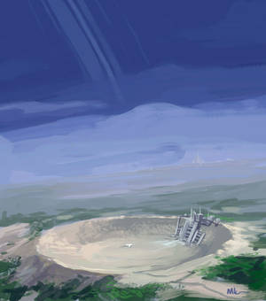Crater Spaceport