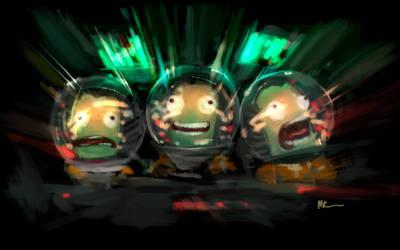 Kerbal Space Odyssey