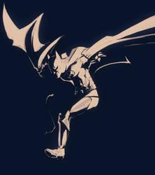 New Year's Bat 2012 by MK01