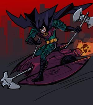New Year's Bat 2013: GROUND ASSAULT