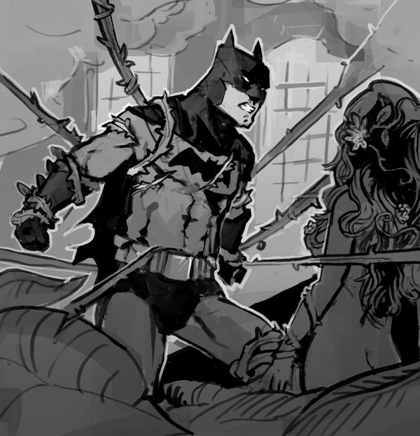 New Year's Bat 2016: Ivy by MK01