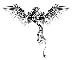 asian fire bird