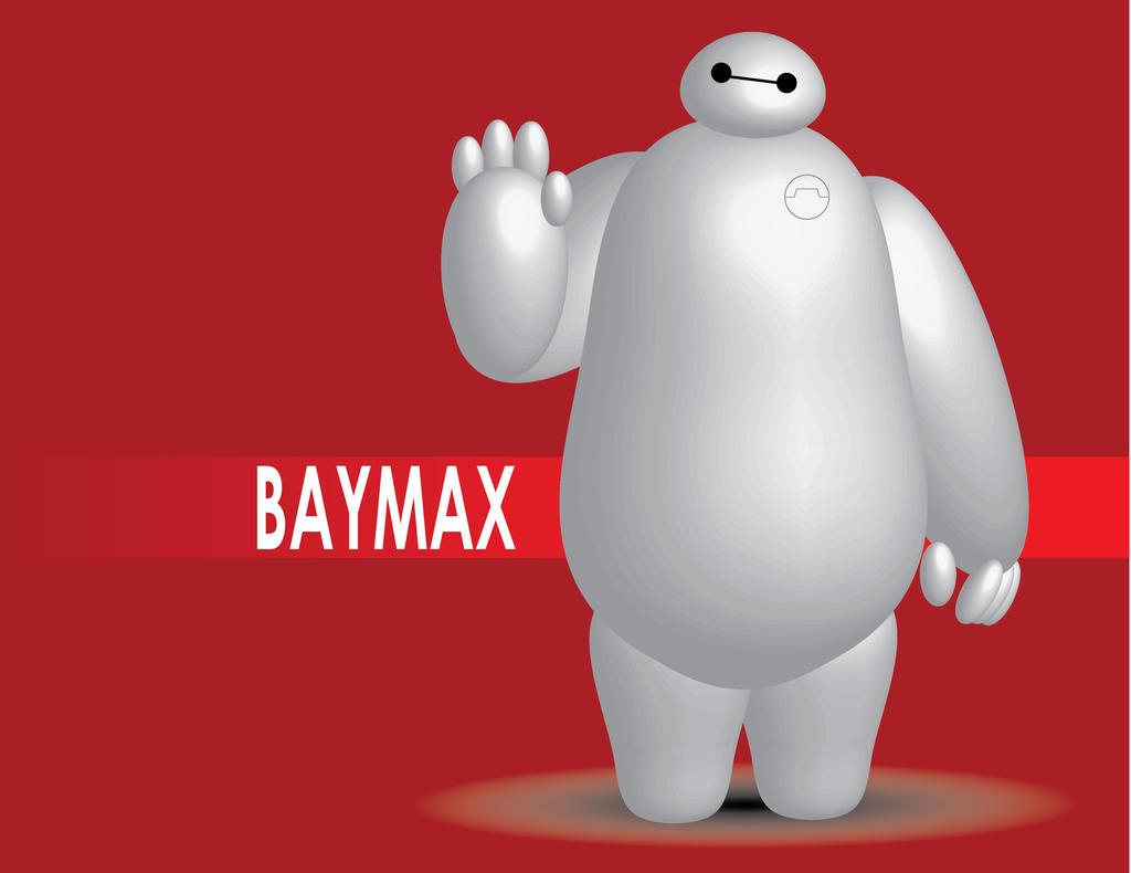big hero 6 baymax - photo #2