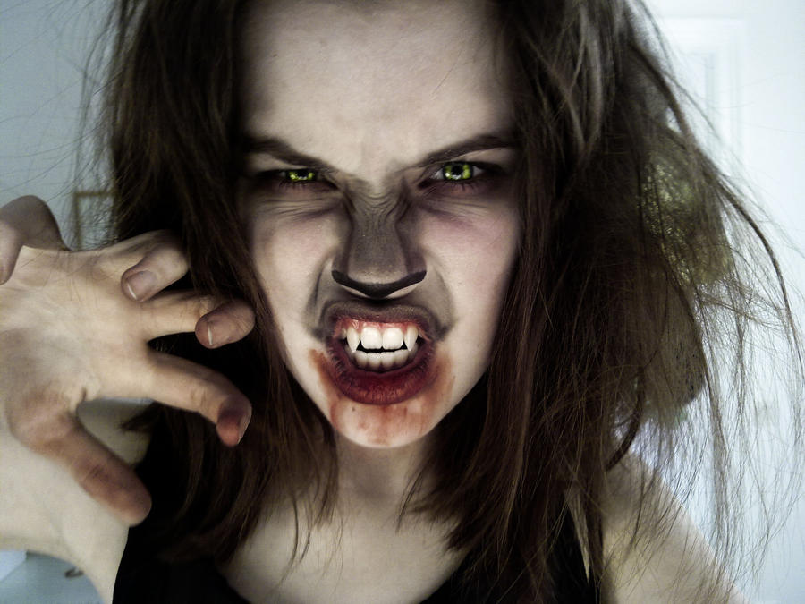 Werewolf By Mirish On DeviantArt