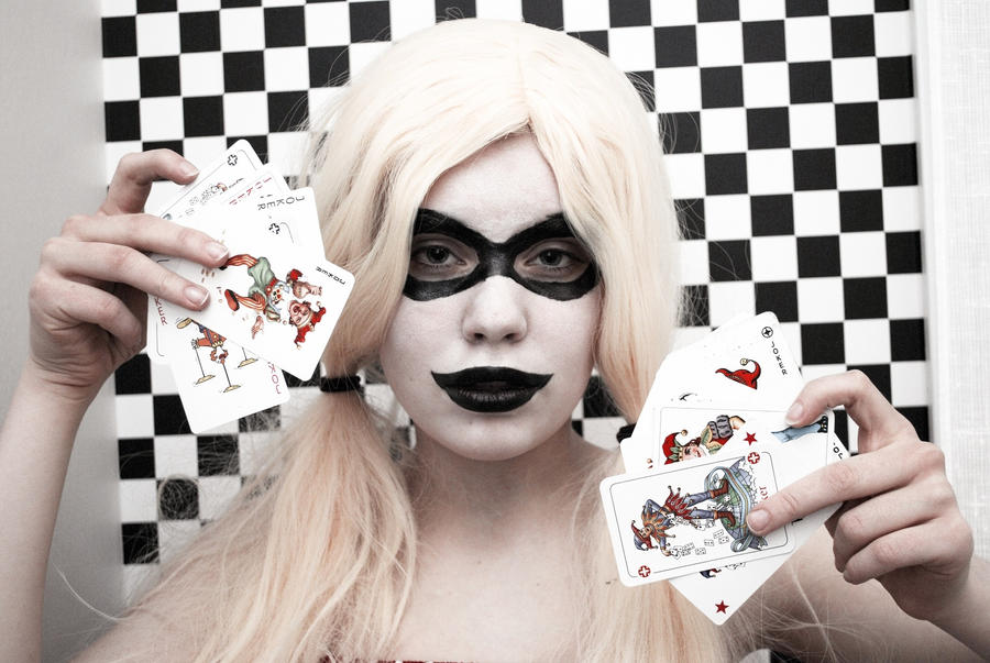 Harley Quinn by Mirish